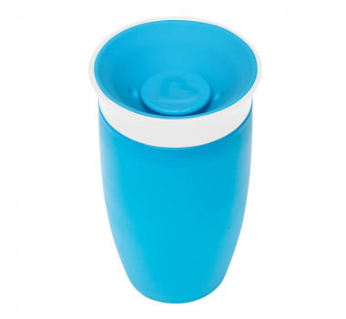 Copo 360 Munchkin Azul sem Alça - 296 ml