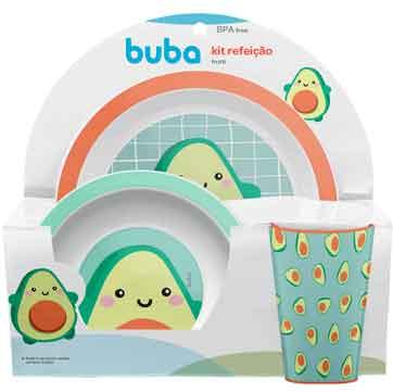Kit Refeição Frutti Abacate Buba