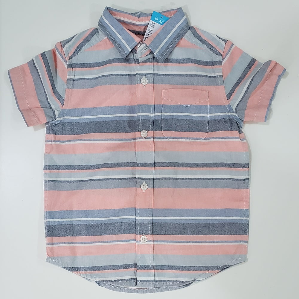 Camisa Infantil The Childrens Place Menino