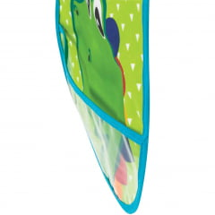 Babador Impermeavel Animal Fun Dino Buba