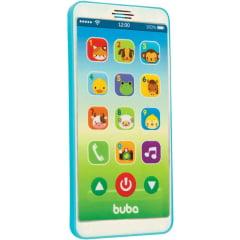 Baby Phone Azul Menino Buba