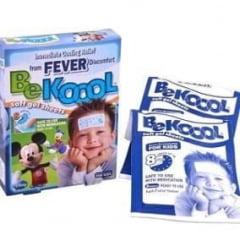 Bekool - Adesivo para Alivio da Febre