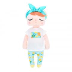 Boneca Metoo Angela Abacaxi - 33 cm