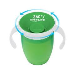 Copo de Treinamento 360 Munchkin Verde