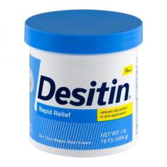 Desitin Pote Azul 454grs - Prevenção de Assaduras