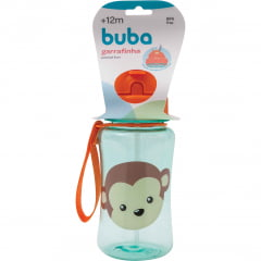 Garrafinha Animal Fun Macaco Buba - 400ml