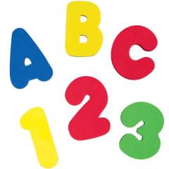 Letras e Numeros de Banho Buba