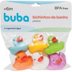 Patinho de Banho Colorido Buba