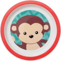 Pratinho Animal Fun Macaco Buba