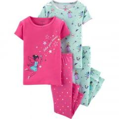Pijama Carters Fada Menina