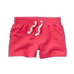 Shorts Carters Rosa Menina