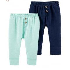Calça Carters Menino - kit com 2 unidades