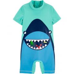 Roupa de Banho Carters Tubarão Menino